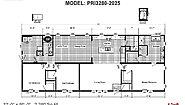 Prime PRI3280-2025 Layout