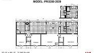 Prime PRI3280-2029 Layout