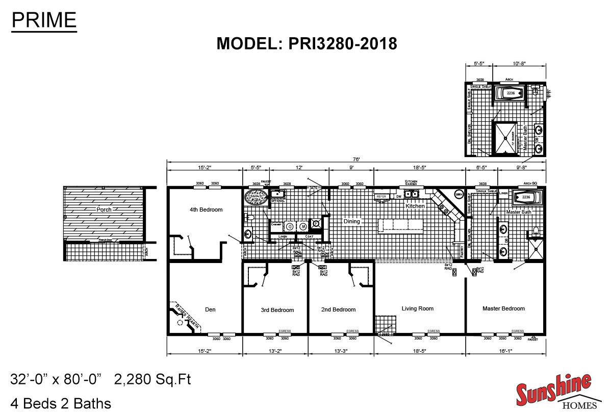 Prime - PRI3280-2018