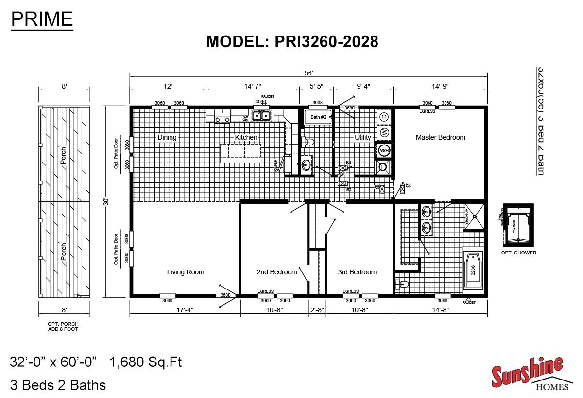 Prime - PRI3260-2028