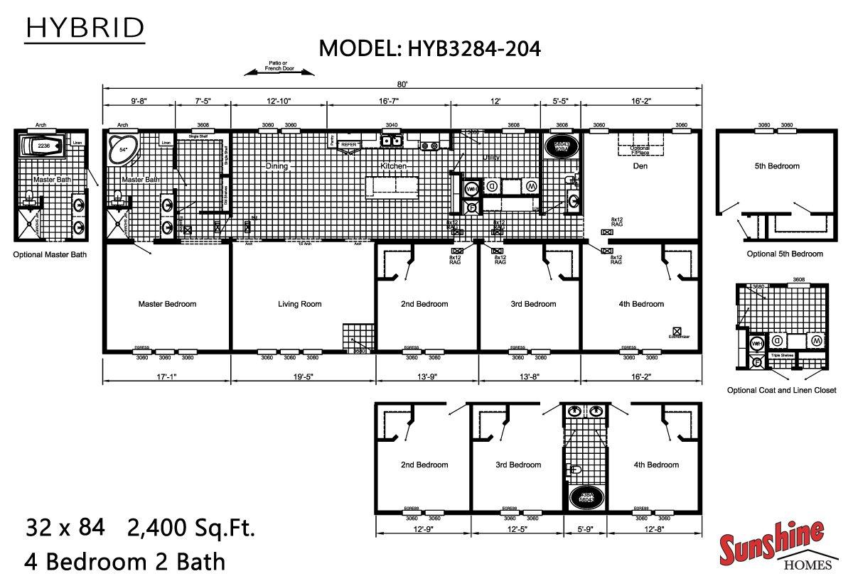 Hybrid - HYB3284-204 (NOW 3284-2011)