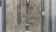 Diamond Sectional 2860-236 Bathroom