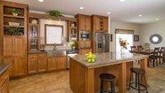 Diamond Sectional 3272-203 Kitchen