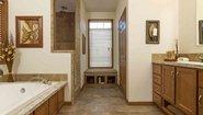 Diamond Sectional 3272-203 Bathroom