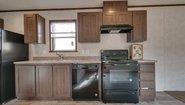 Edge II Singlewide 1680-901 Kitchen