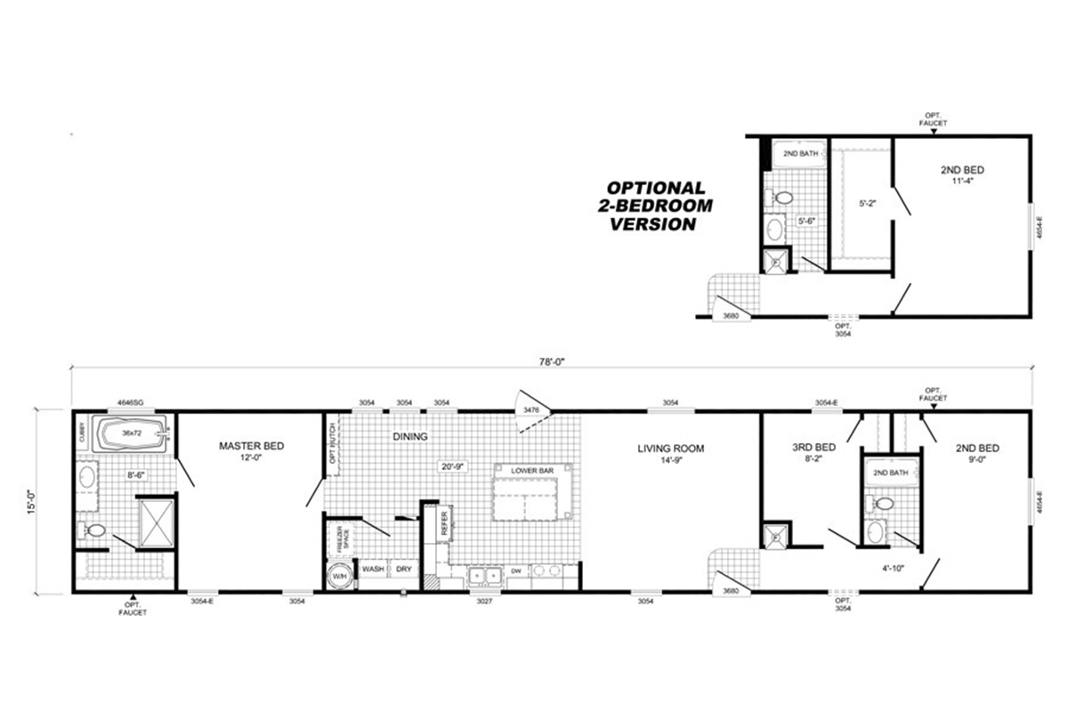 Dynasty Series The Harding Layout
