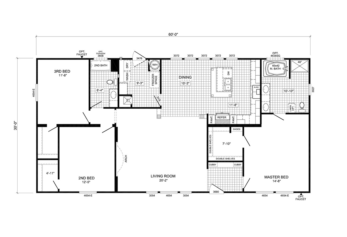 Dynasty Series The Howell Layout