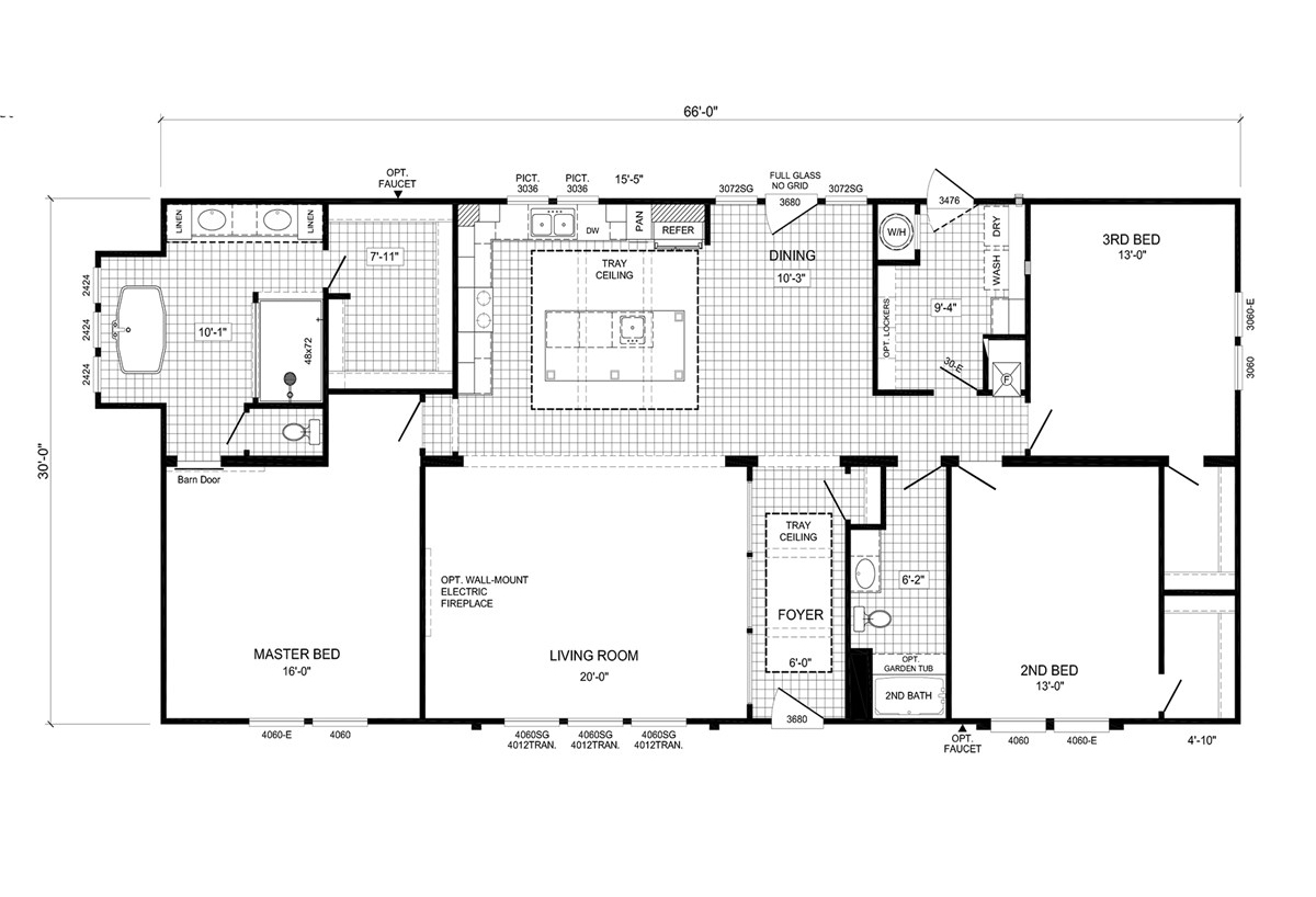 Dynasty Series The Churchill Layout