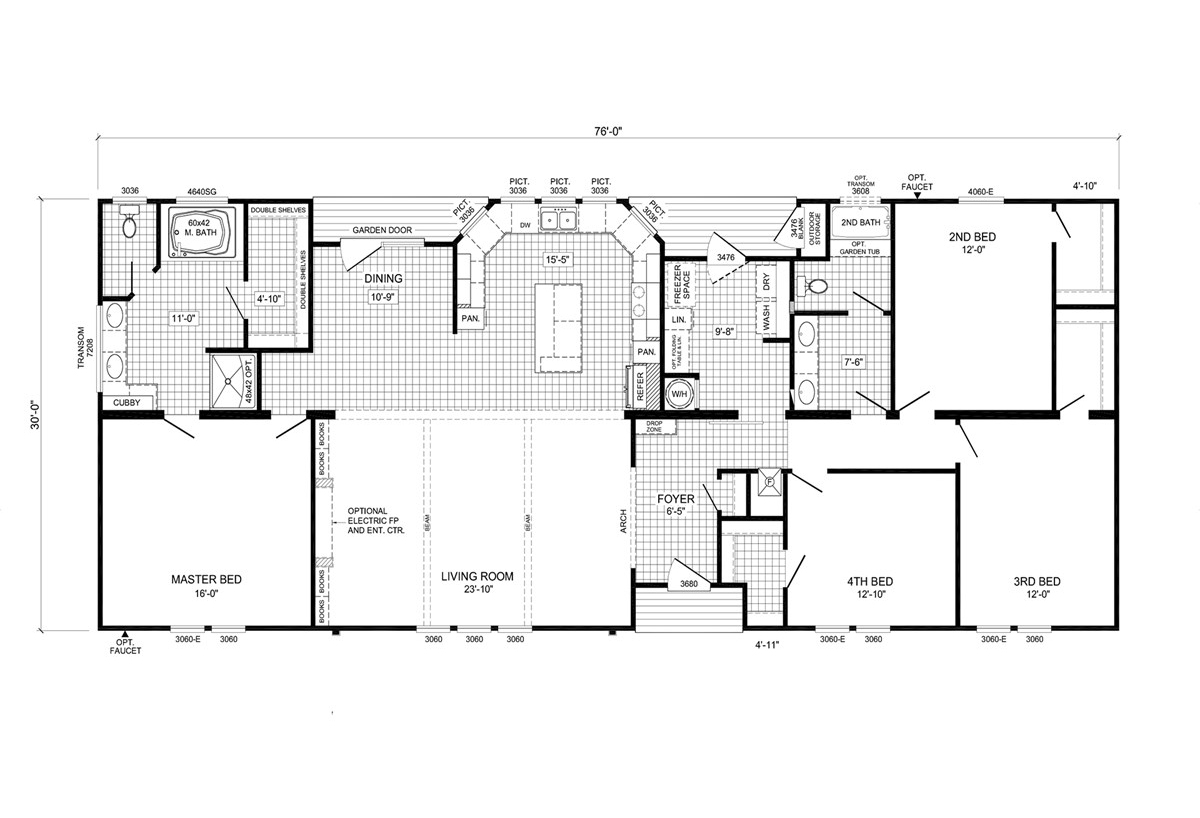 Dynasty Series The Whitmore Layout