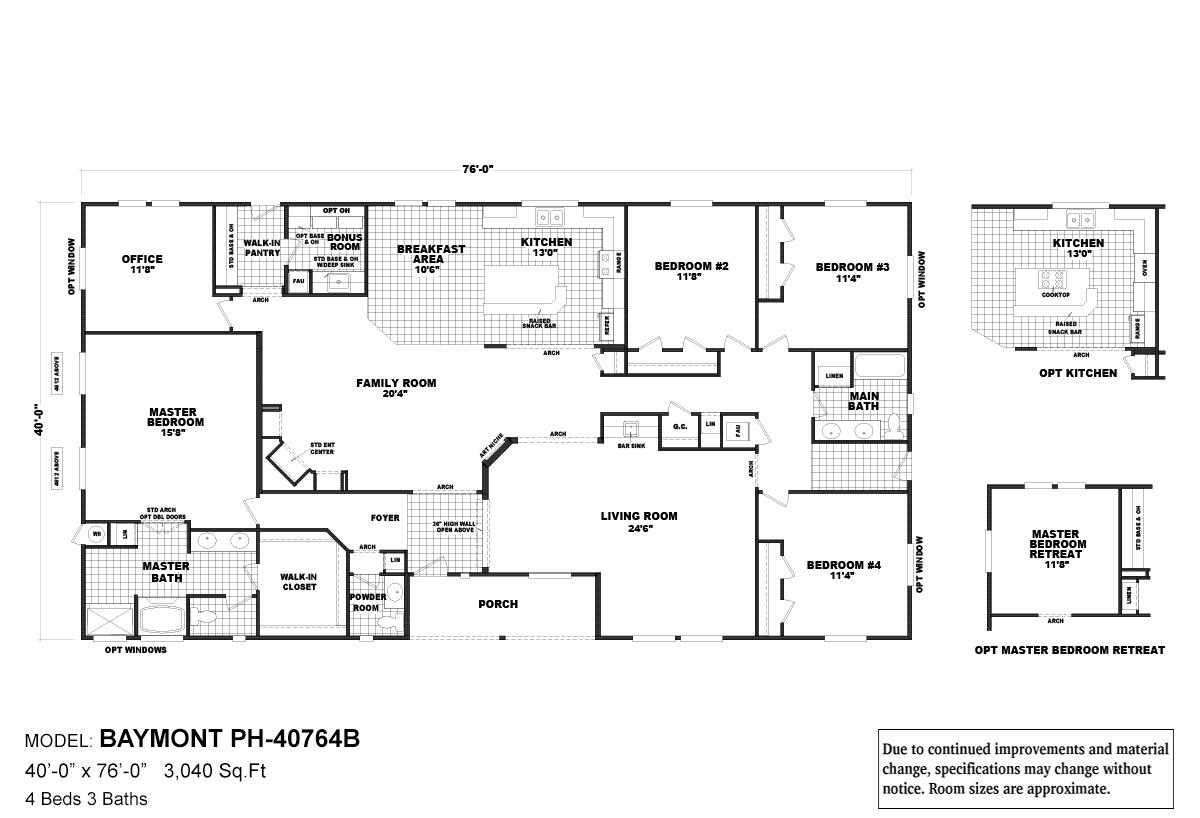 Pinehurst - Baymont