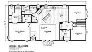 Sedona Ridge SR-28583B Layout
