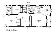 Sedona Ridge SR-28563A Layout