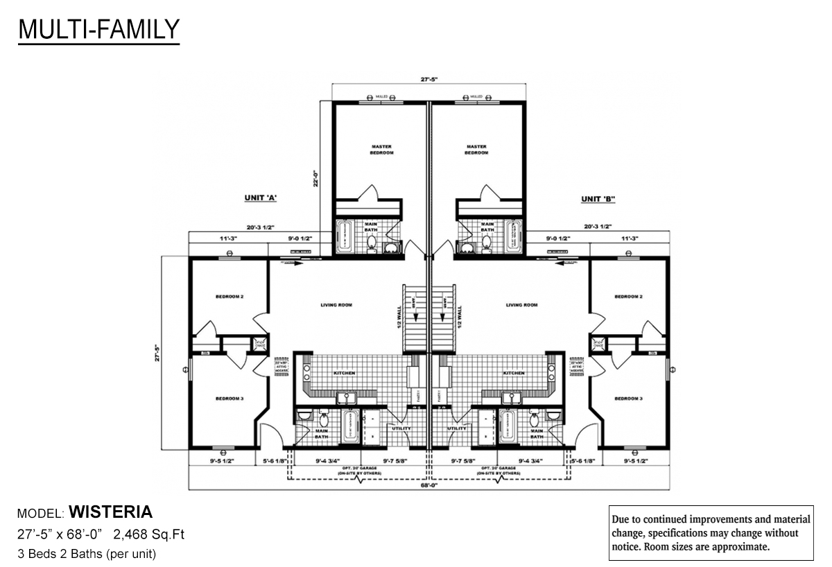 Multi-Family - The Wisteria