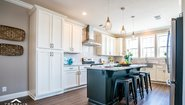 Cottage Series Coach House 8015-70-3-32 Kitchen