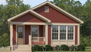 Farmhouse Series Bradford 5119-72-3-32 Exterior
