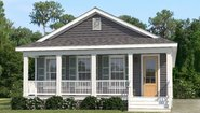 Cottage Series Tidewater 8030-58-2-26 Exterior