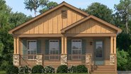 Cottage Series Prairie 8020-58-2-30 Exterior