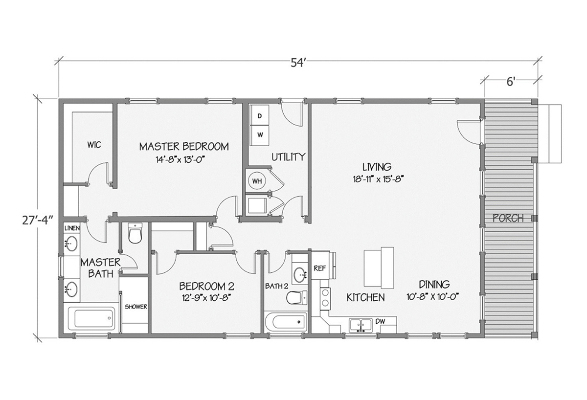 Cottage Series - Ivy 8020-58-2-30