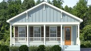 Cottage Series Hillcrest II Exterior