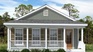 Cottage Series Peachtree I Exterior