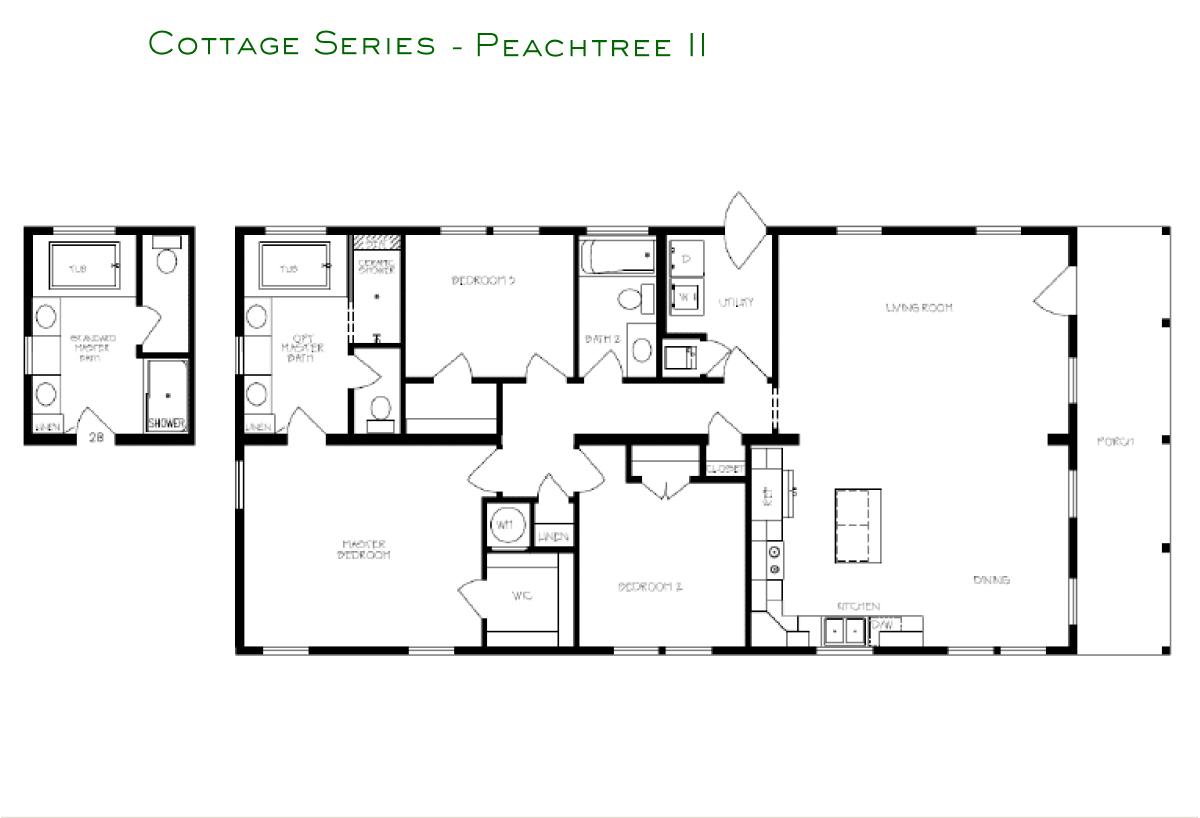 Cottage Series - Peachtree II