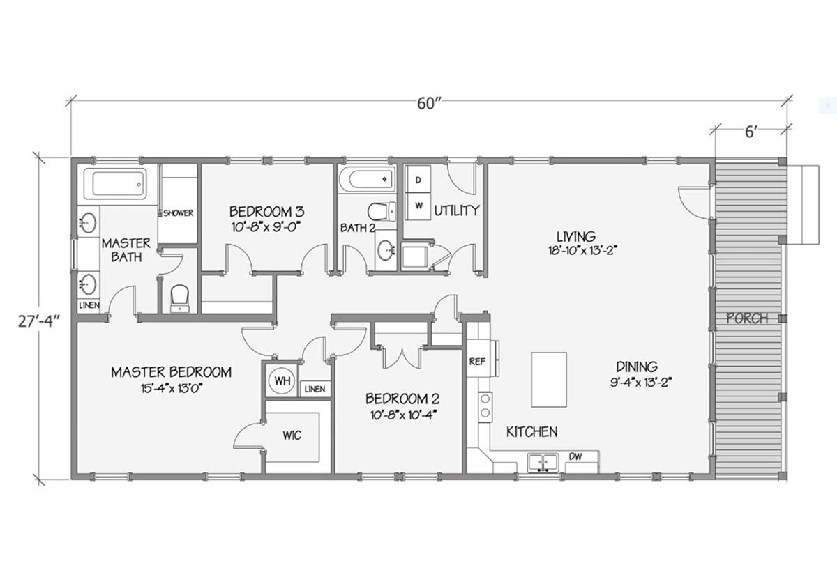 Cottage Series - Ivy 8017-64-3-30