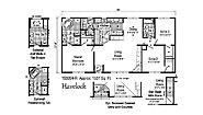 Summit Havelock 1S3004-R Layout