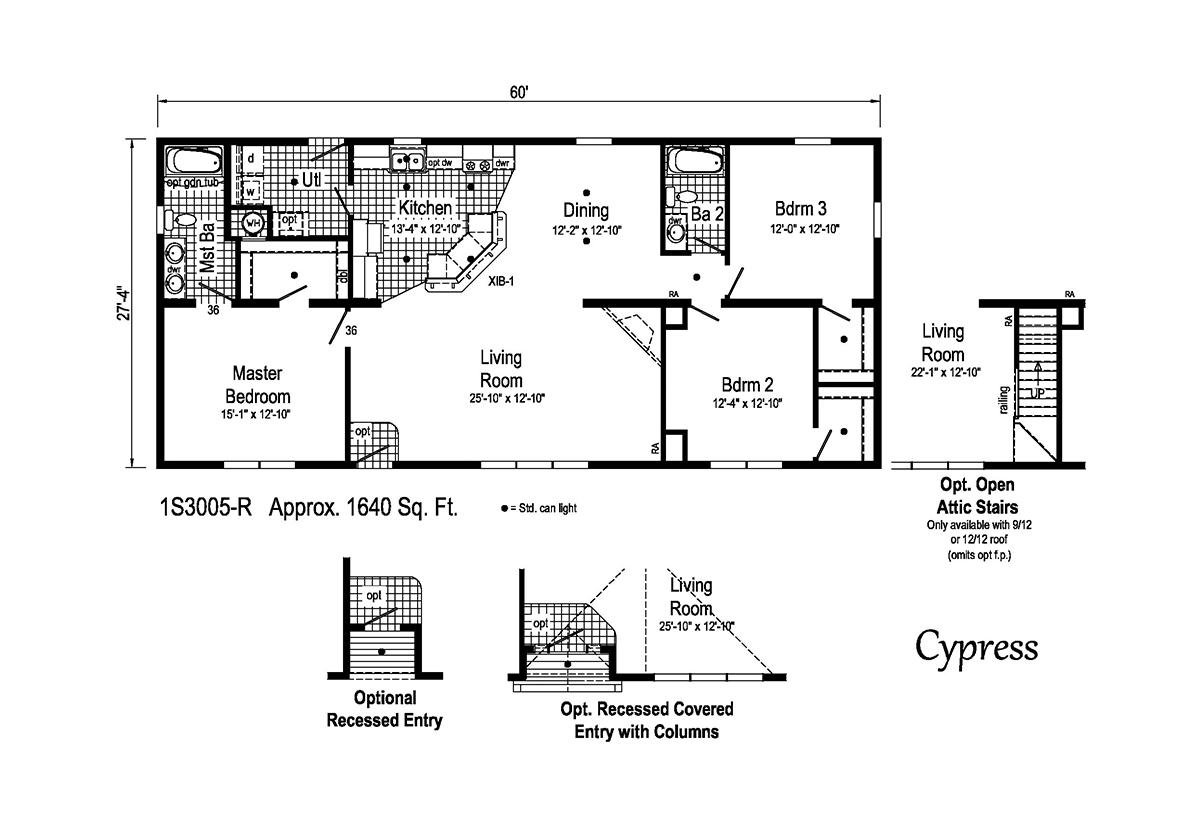 Summit - Cypress 1S3005-R