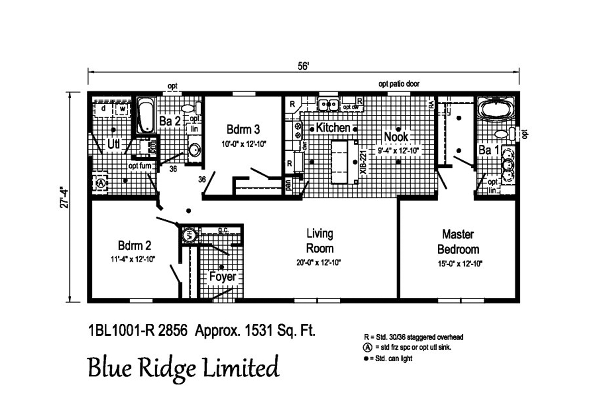 Nc Va Modular Home Floor Plans Picture Your New Home Yates Home Sales