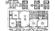Rockbridge Burlington 1R2014-V Layout