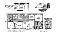 Blue Ridge MAX Linville Max 25 1B1005-L Layout