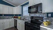 Nautica J40E Kitchen