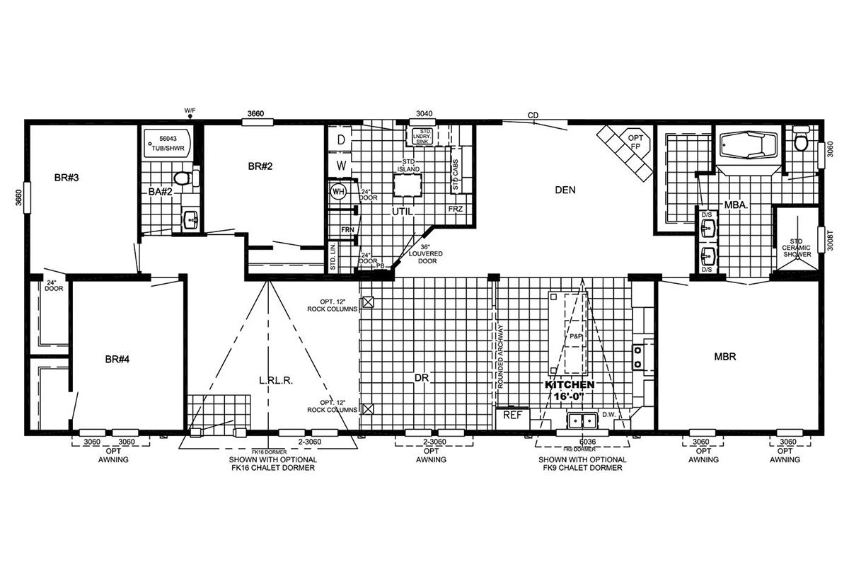 Estates Series - The Baylee