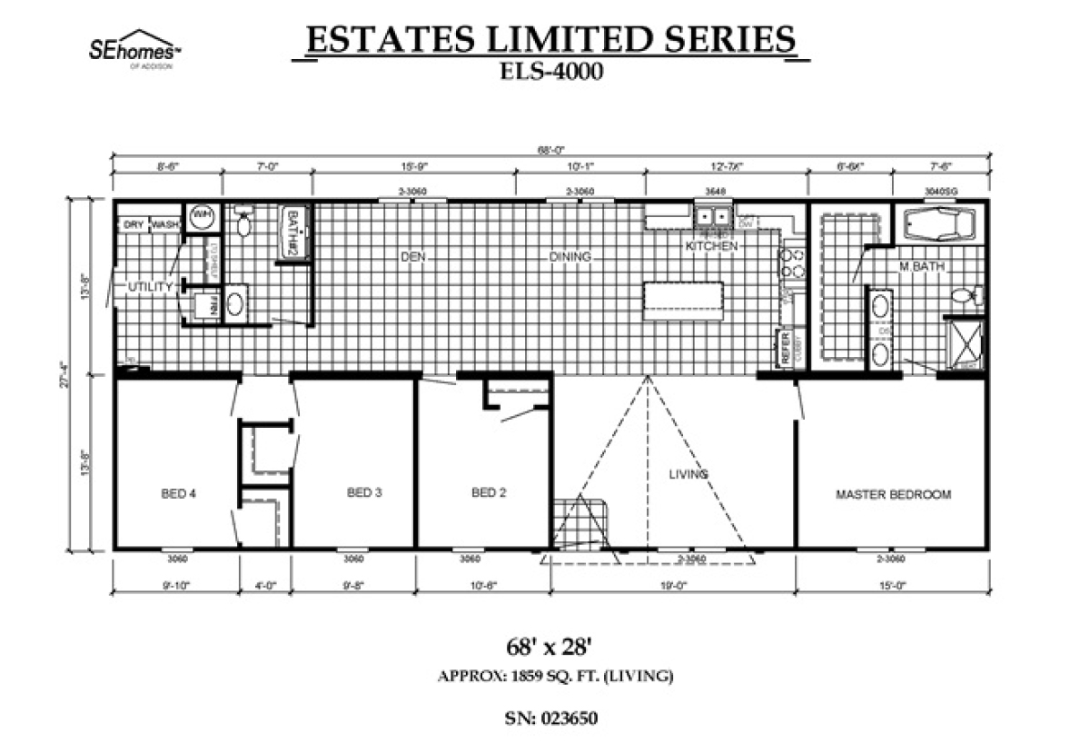 Estates Series The Harlyn Layout