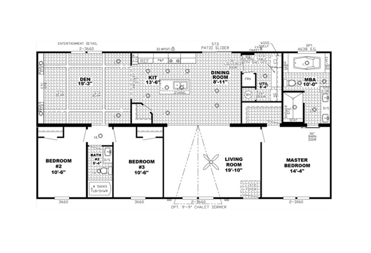 Estates Series The Kenedy Layout