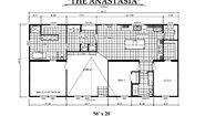 Estates Series The Anastasia Layout
