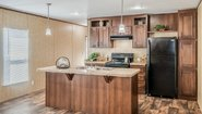 The Contemporary 35DRN16723DH Kitchen