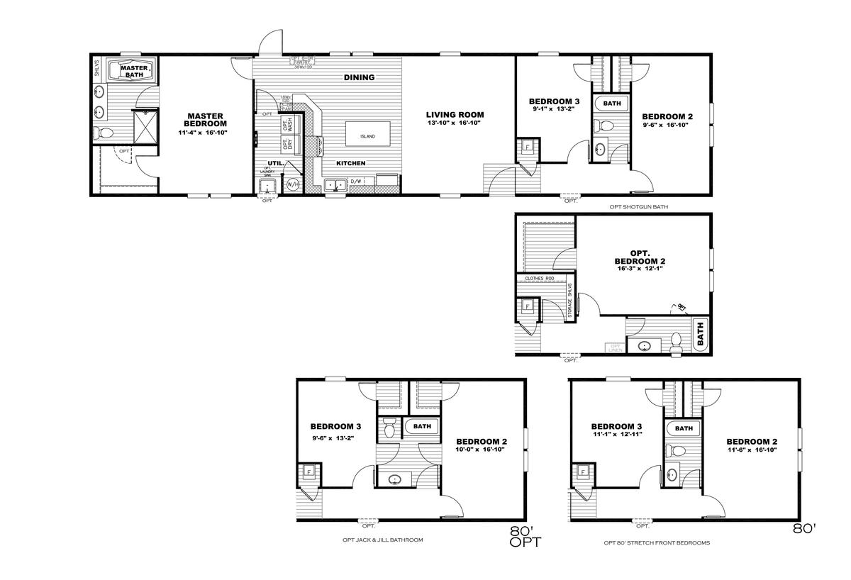 Schult - The Ridgeview 35SCH18763RH
