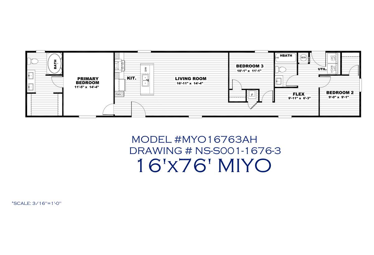 Miyo - 16763AH