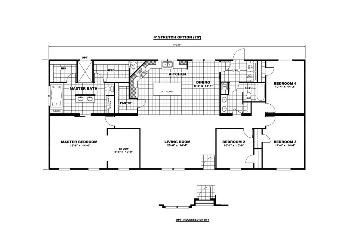 Value Living The Cascade Layout
