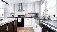 Inspiration 16662A Kitchen