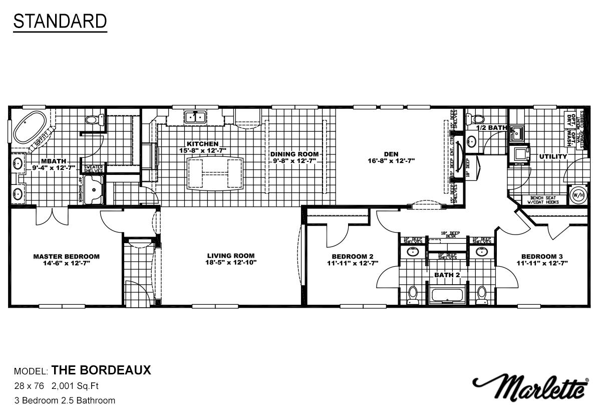 Standard - The Bordeaux