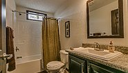 Showcase MOD The Blue Ridge Modular Bathroom