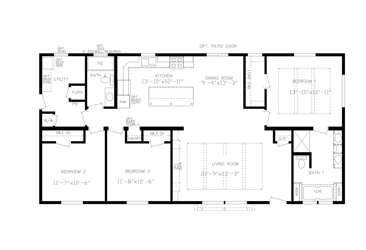 Showcase MOD - The Pacific Lodge Modular