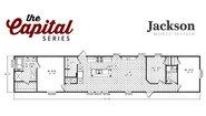 Capital Series The Jackson 167632A Layout