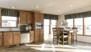 Riverview Series 208 Kitchen