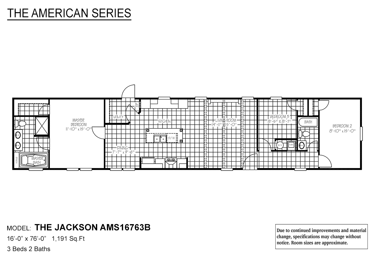 The American Series - The Jackson