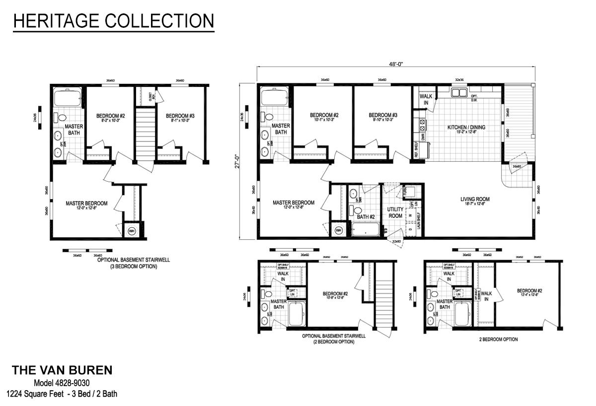 Heritage - The Van Buren 4828-9030