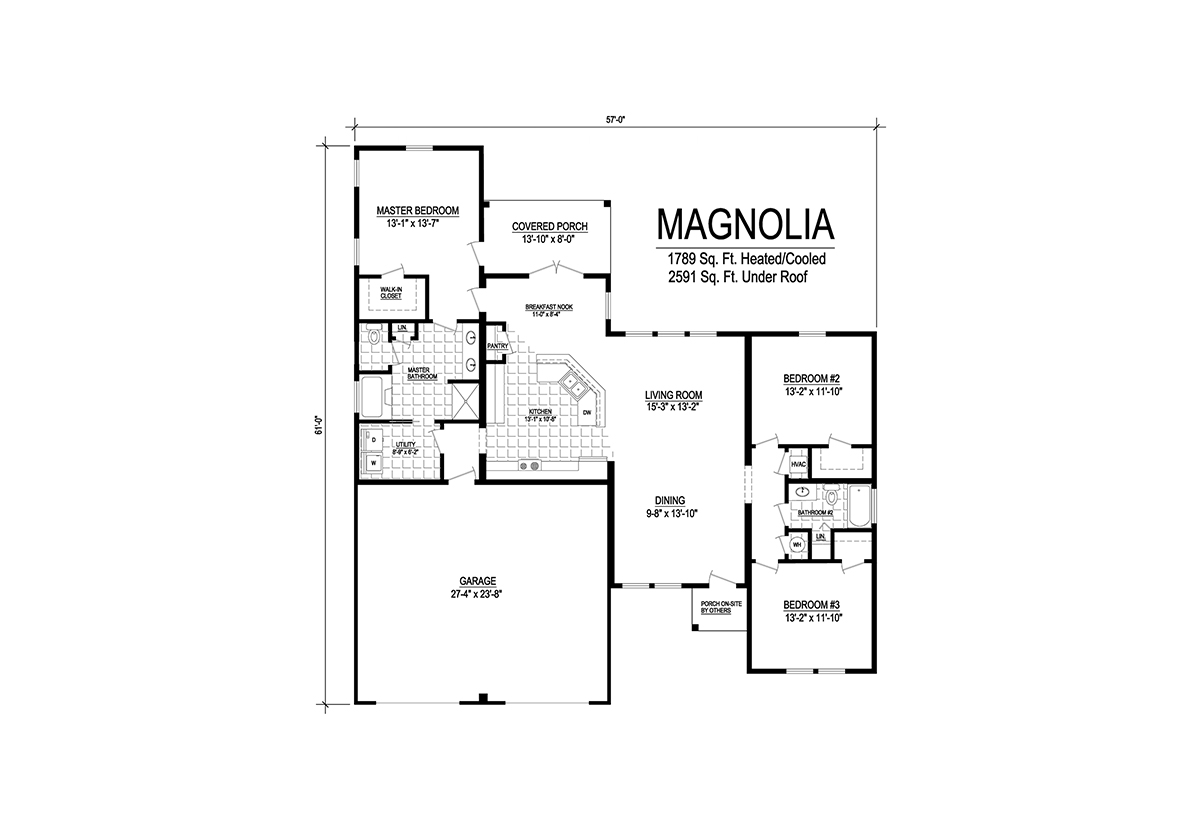 One Story Collection - Magnolia