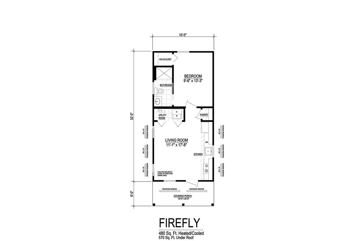 Retreat Collection Firefly Layout
